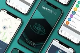 Mobile App for Residents